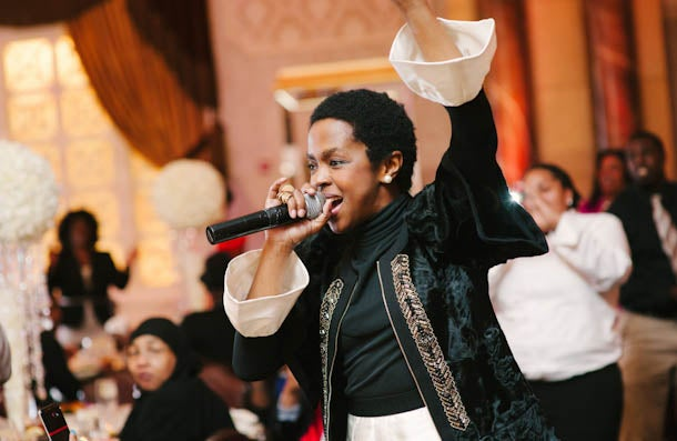 Lauryn Hill Hit With Another Hefty Tax Bill