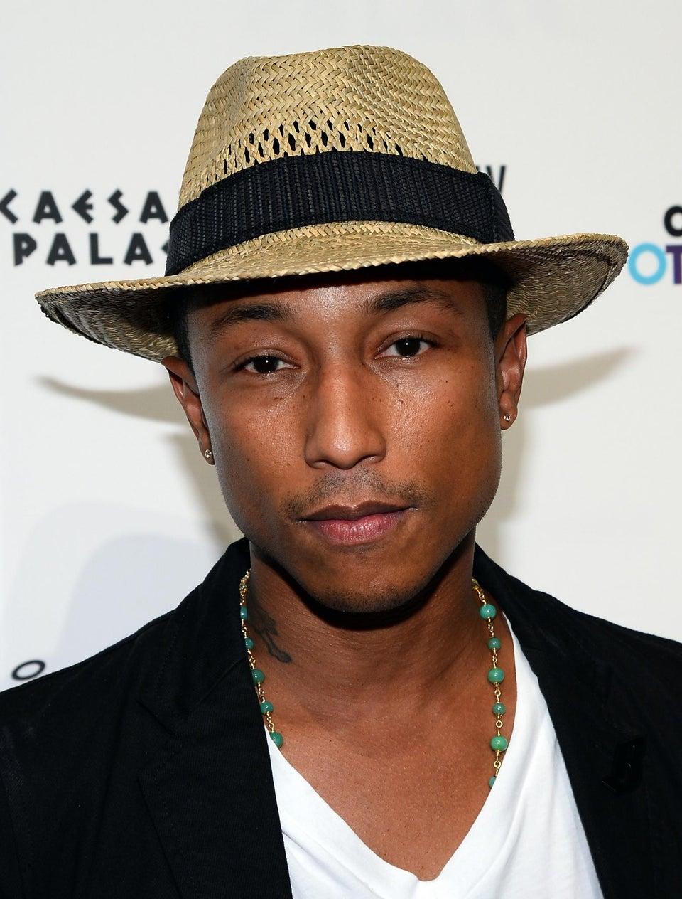 Coffee Talk: Pharrell and will.i.am Settle Trademark Dispute