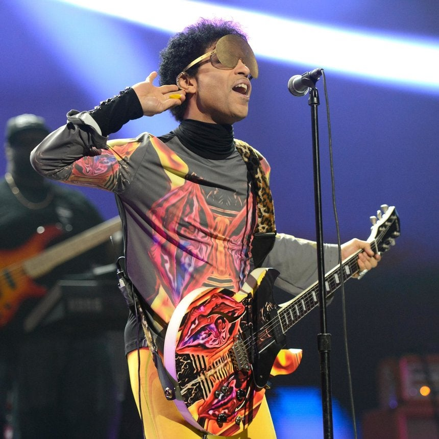 Prince Brings the Funk to 'Arsenio', Debuts New Music