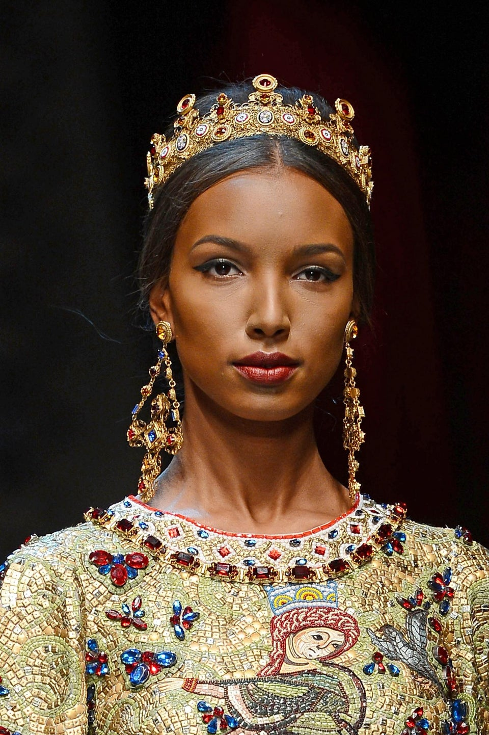 ESSENCE Editor Road Test: Lip Jewelry by Dolce & Gabbana
