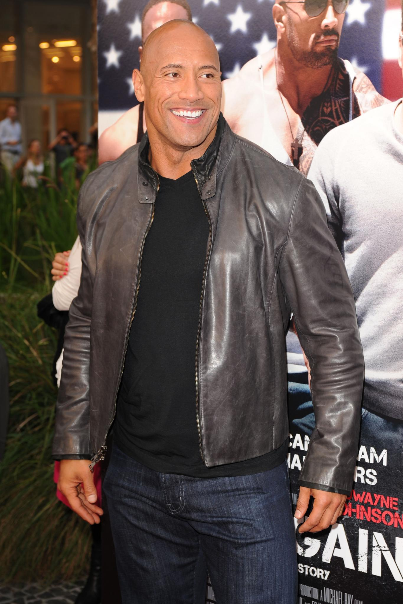 Coffee Talk: Dwayne Johnson Named 2013's Most Bankable Star