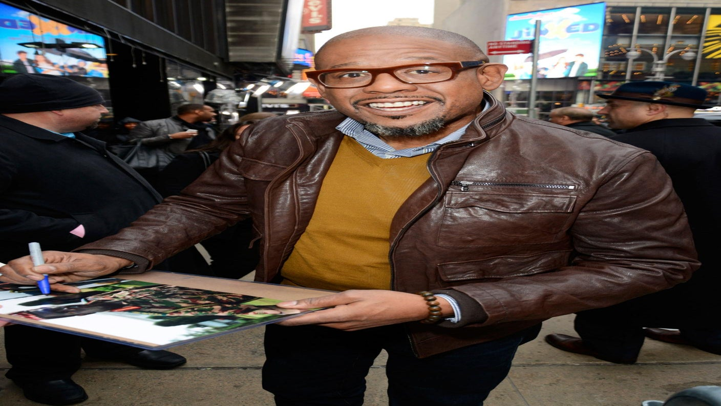 Coffee Talk: Forest Whitaker to Receive NAACP Chairman Award