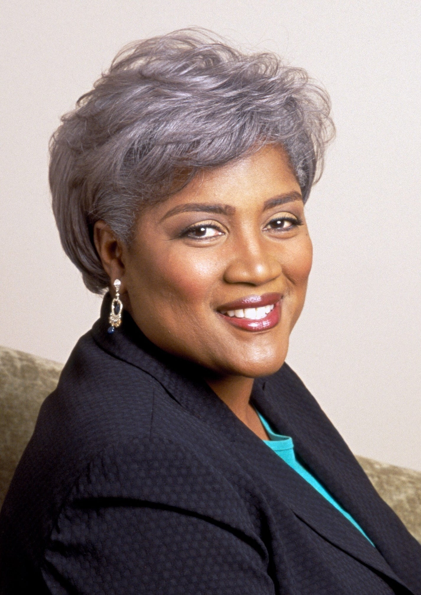 Why Donna Brazile Doesn't Need the Internet
