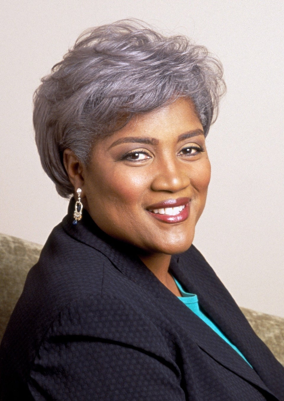 Donna Brazile Is Working to Change Our World, One Vote at a Time