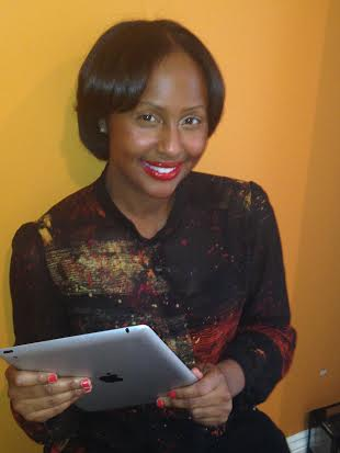 A Day in the Life of a Digital Diva: Makia Smith Thomas