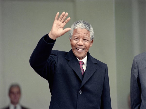 Memorial and Funeral Plans Announced for Nelson Mandela