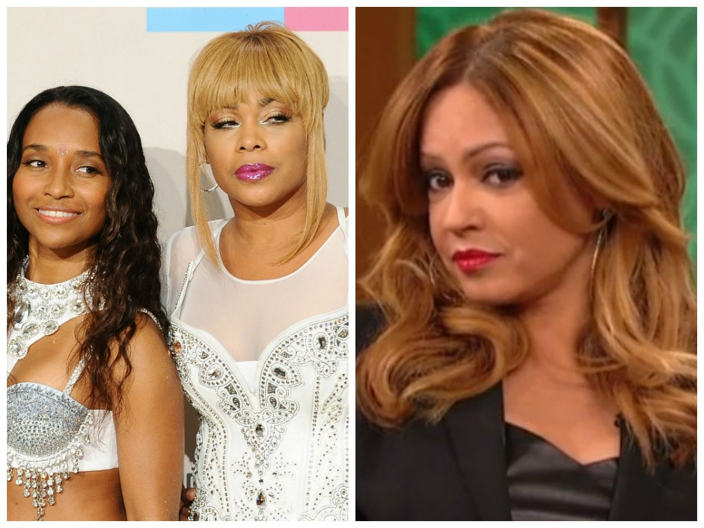 "Perri ""Pebbles"" Reid Sues Viacom for $40 Million Over TLC Biopic"
