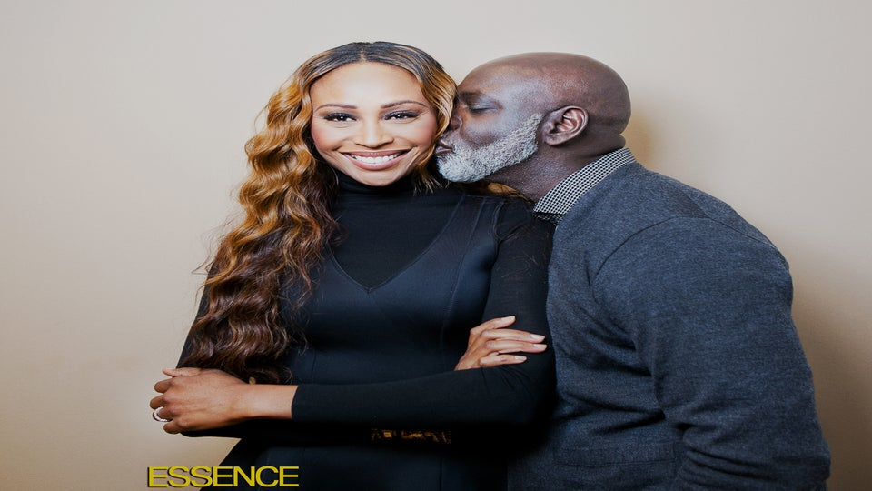 Back together? The ups and downs Cynthia Bailey and Peter Thomas' relationship