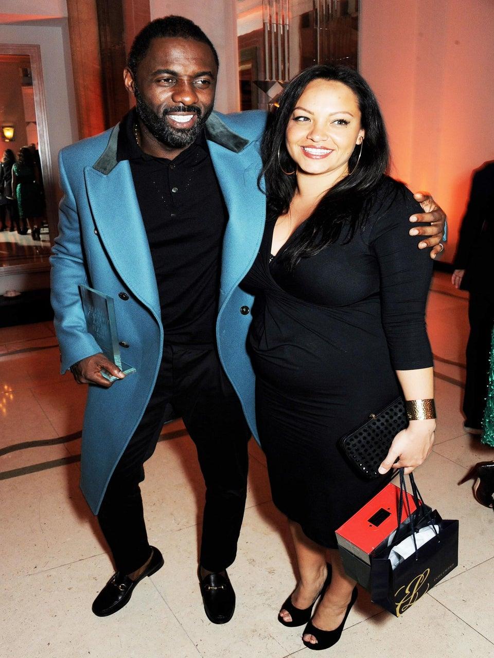 Idris Elba Confirms He's Having a Baby, Reveals Father's Death