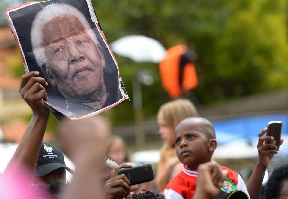 South Africa's Day of National Prayer for Nelson Mandela