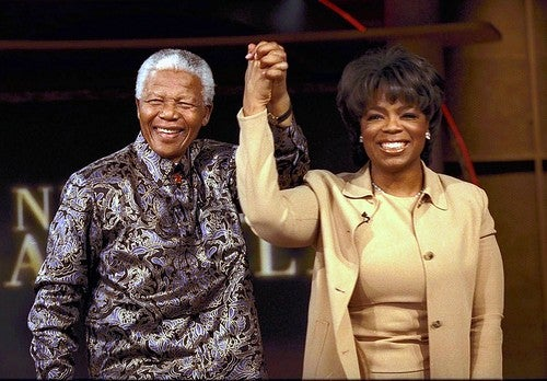 Must-See: Oprah's Interview With Nelson Mandela