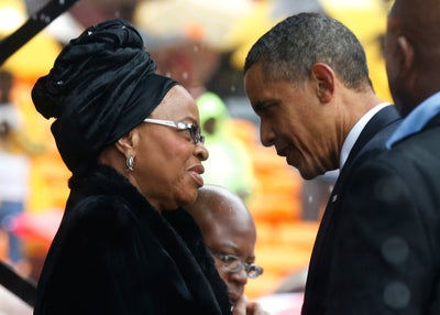 PHOTOS: South Africa's Memorial Service for Nelson Mandela