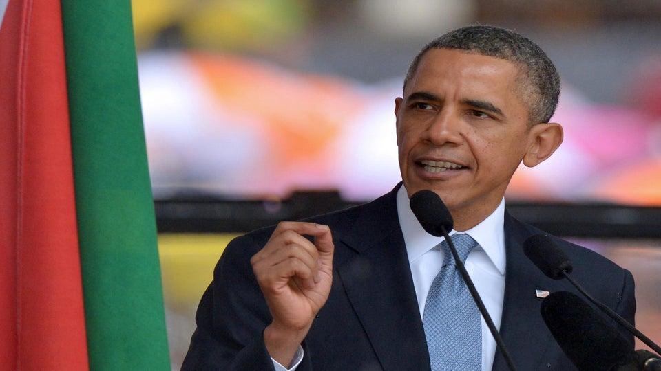 Must-See: Watch President Obama's Mandela Memorial Speech