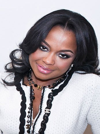 Phaedra Parks Says She's Over 'Textgate'