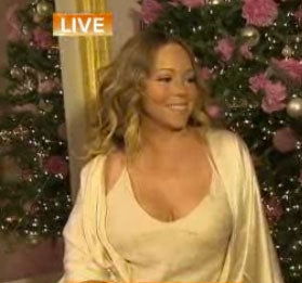 Must-See: Go Inside Mariah and Nick's Home for the Holidays