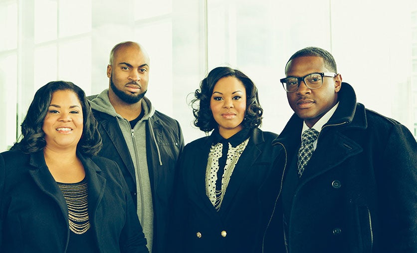 New & Next: Meet Gospel Group Ashmont Hill, Watch Them Perform 'Love Lifted Me'