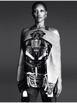 Erykah Badu The New Face of Givenchy