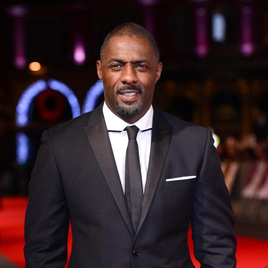 Idris Elba Not a Fan of 'Black Bond' Rumors