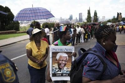 Watch Nelson Mandela's Funeral