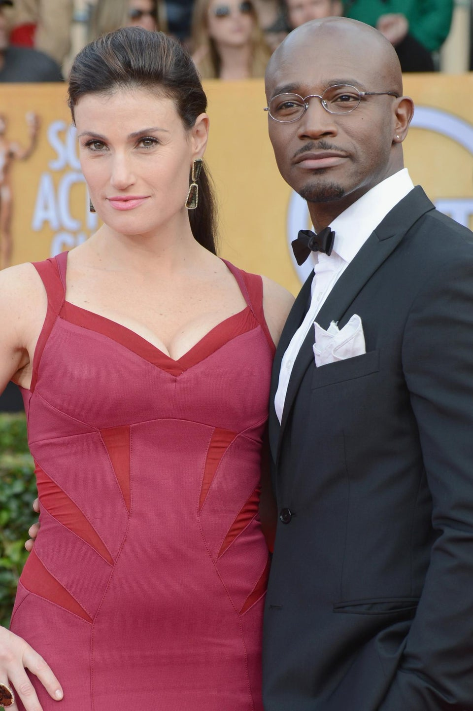 Coffee Talk: Taye Diggs and Idina Menzel Call It Quits