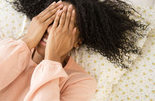Intimacy Intervention: 'He Cheated, Now I'm Always Dry Down There?'
