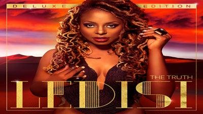 EXCLUSIVE: See Ledisi's Racy New Album Cover