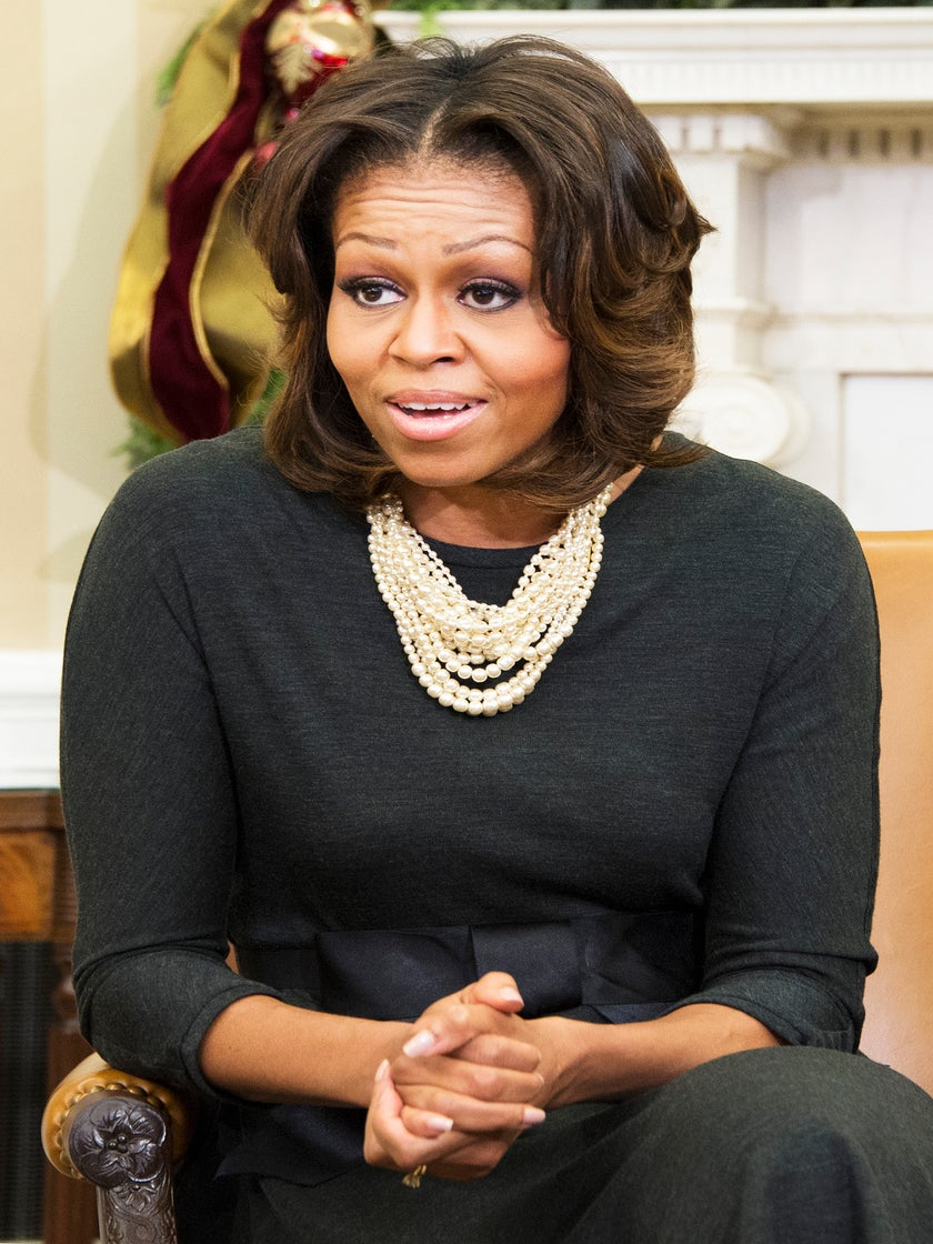 Michelle Obama Gives Advice to Justin Bieber's Parents