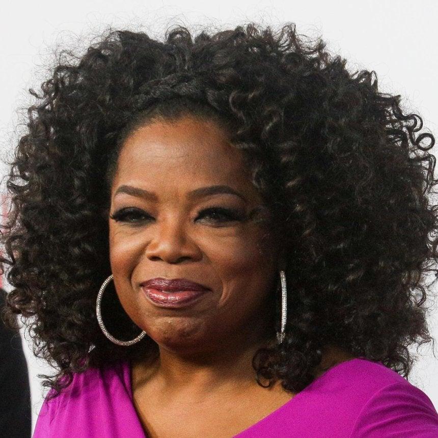 Oprah on Her Oscar Snub: 'I Already Won'