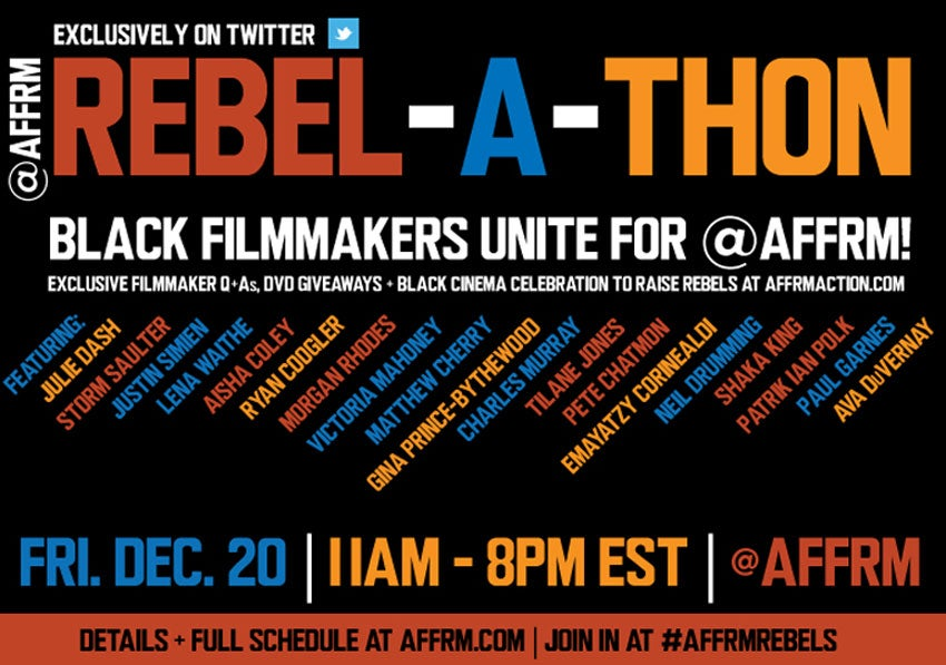 Black Women Filmmakers Rally to Raise Awareness for AFFRM