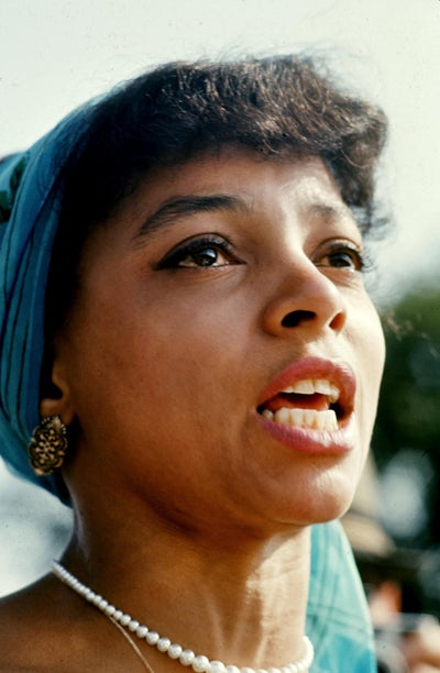 Ruby Dee's Life In Pictures