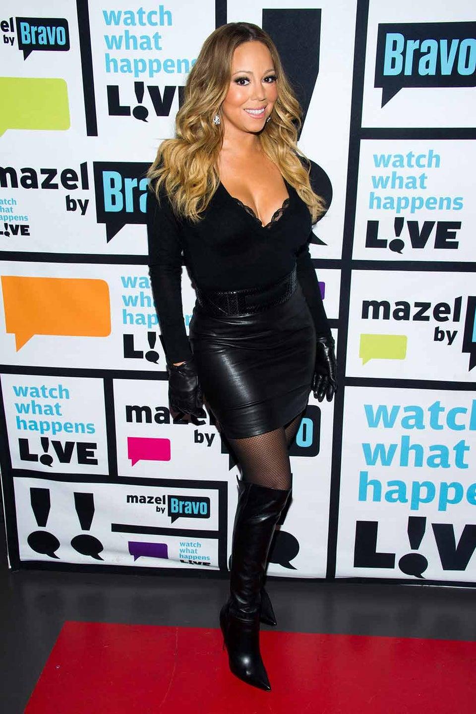 Mariah Carey Has No Plans for More Kids