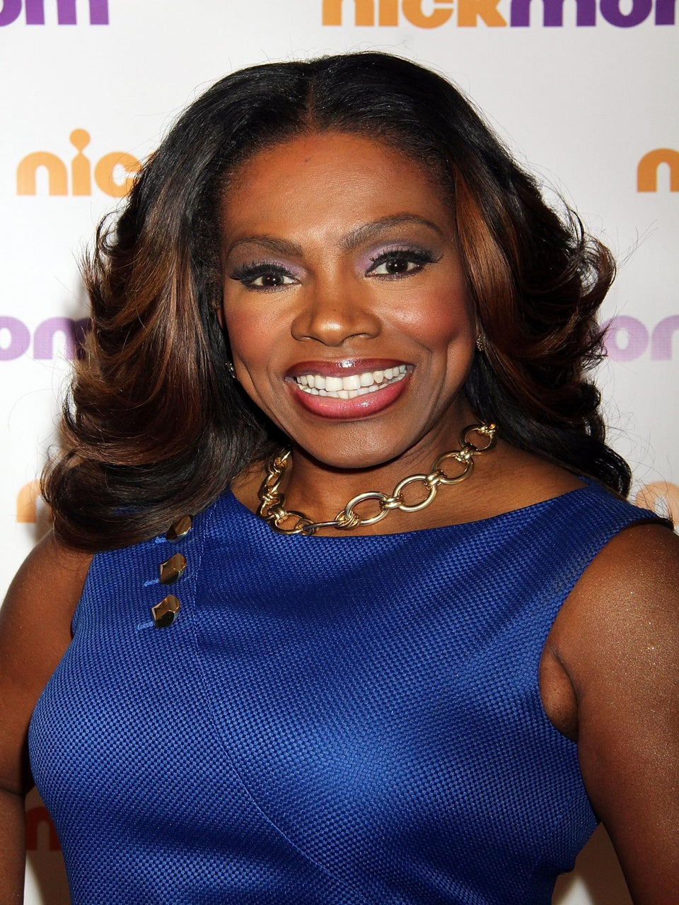 Sheryl Lee Ralph: 'A New Year and New You'
