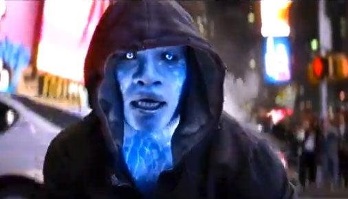 Must-See: Jamie Foxx Destroys Times Square in 'Spider Man' Trailer