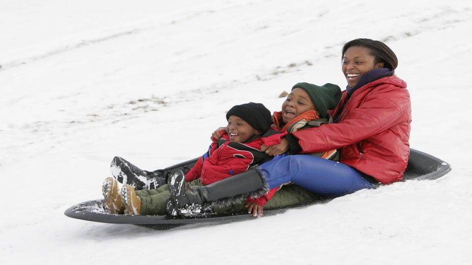 ESSENCE Poll: How Do You Spend Your Snow Days?