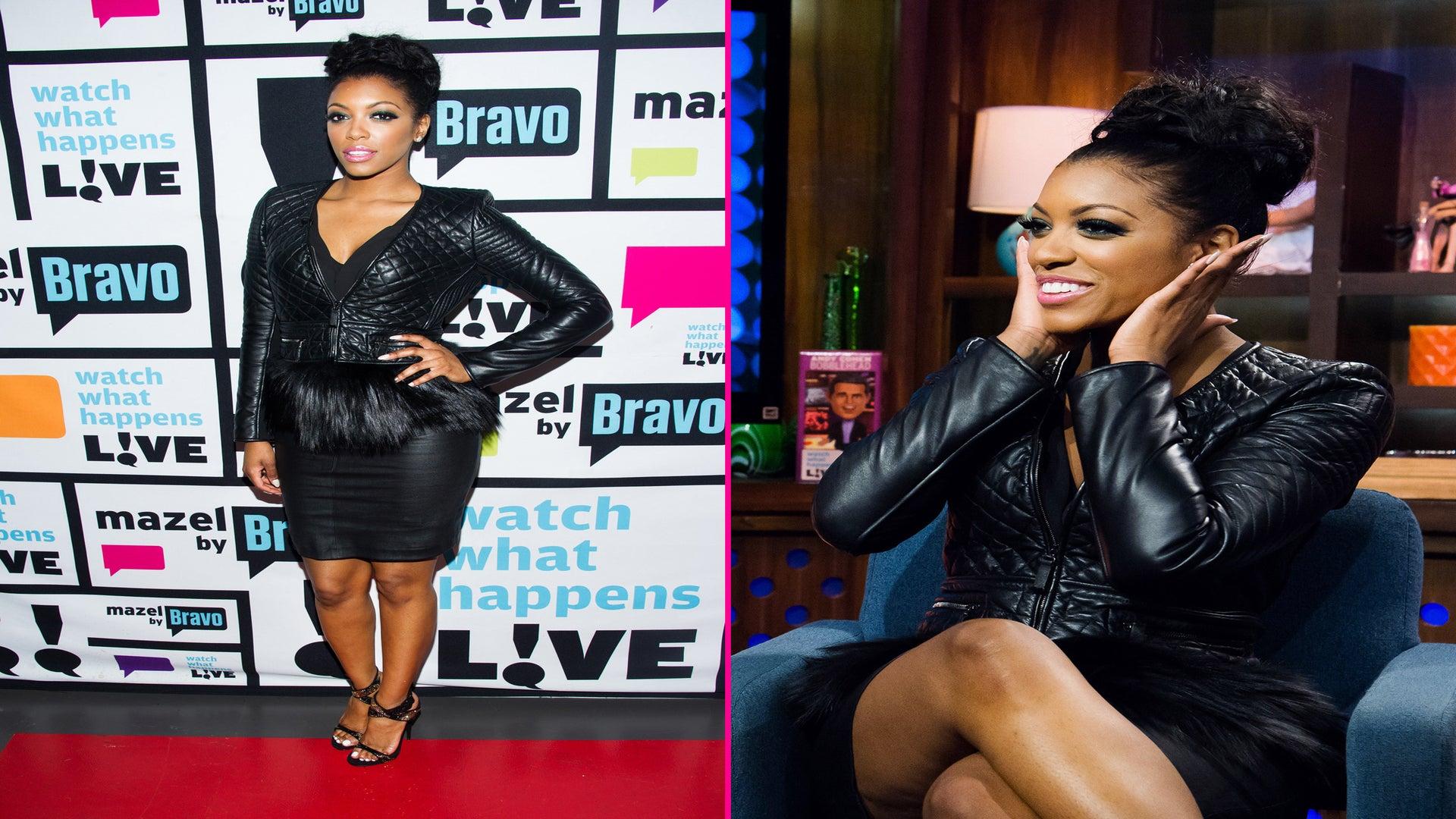 'Real Housewives of Atlanta' Stars Porshia Williams and Kenya Moore Have a Reunion Showdown
