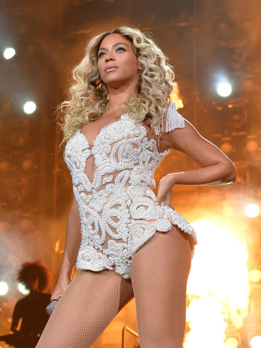 Beyonce and Pharrell Tied for Billboard Award Nominations