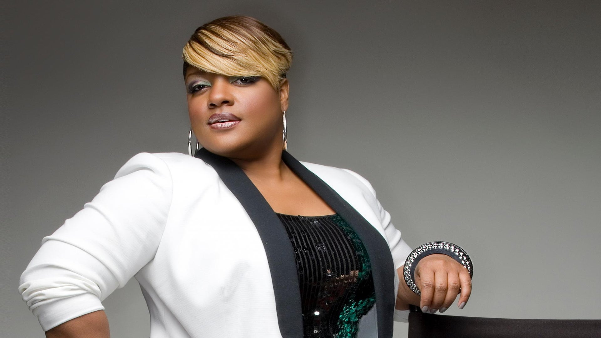 EXCLUSIVE Premiere: Gospel Singer Anita Wilson Shines Bright in 'You Love Me' Video