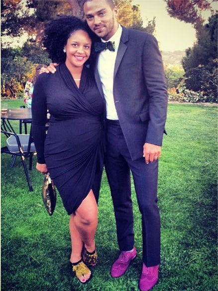 Jesse Williams and Wife Aryn Drake-Lee Welcome a Baby Girl