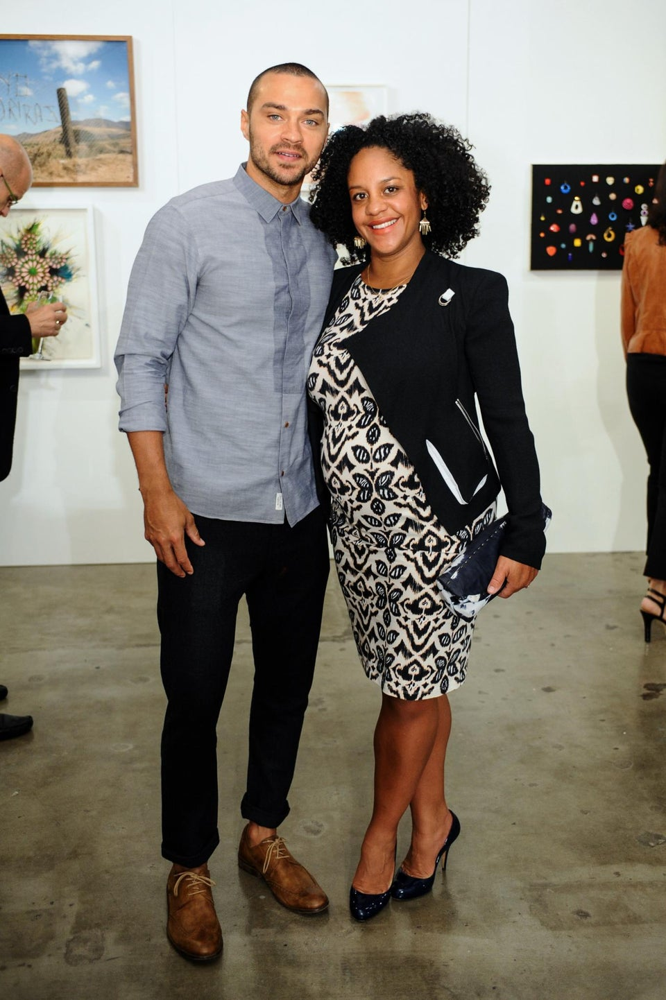 Congrats! Jesse Williams and Wife Aryn Expecting New Bundle of Joy