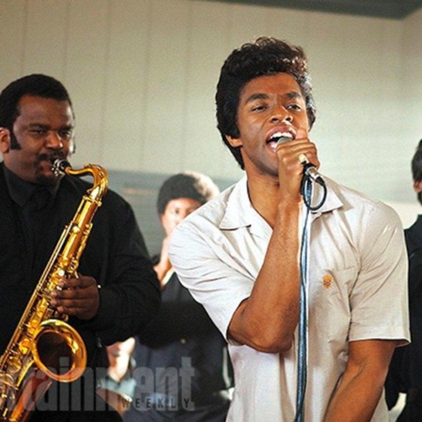 Must See: 'Get On Up' and Watch the Official James Brown Biopic Trailer