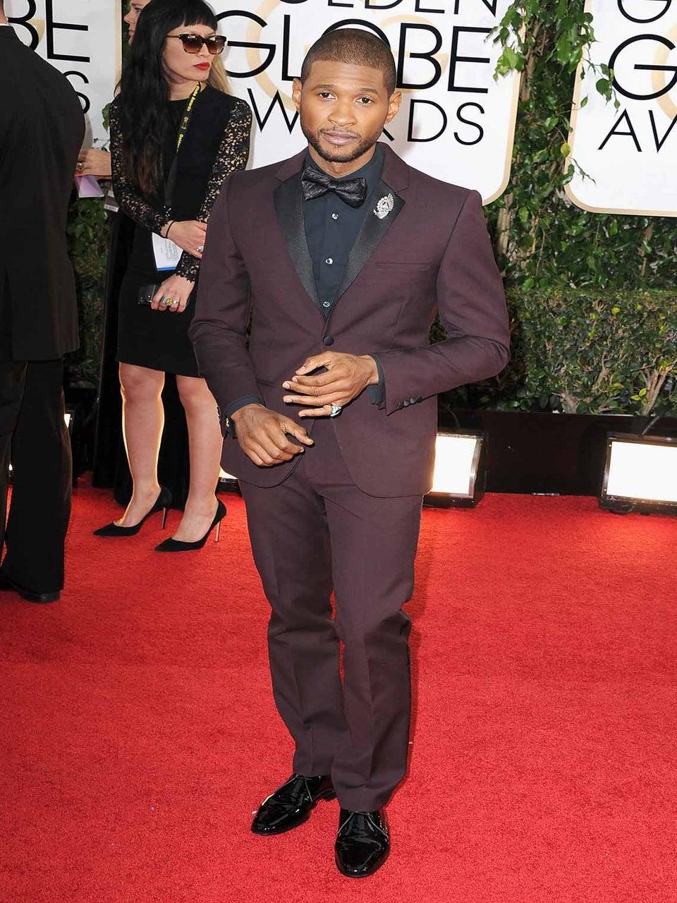 Usher Talks Returning to 'The Voice'