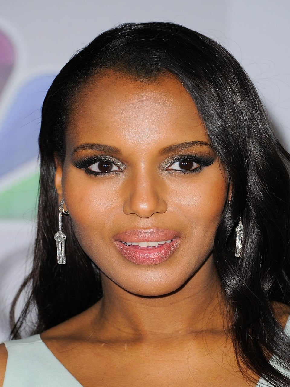 Kerry Washington Lends Voice To New Book