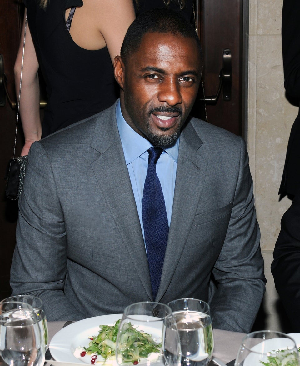 Idris Elba Used to Work the Night Shift Where?!