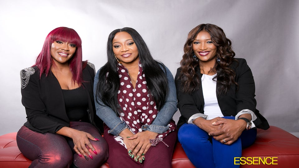 EXCLUSIVE: SWV Talks Reunion, New Reality Show… and New Album?