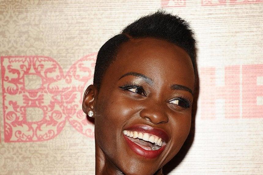 Lupita Nyong'o, Chiwetel Ejiofor, '12 Years a Slave' Score Oscar ...