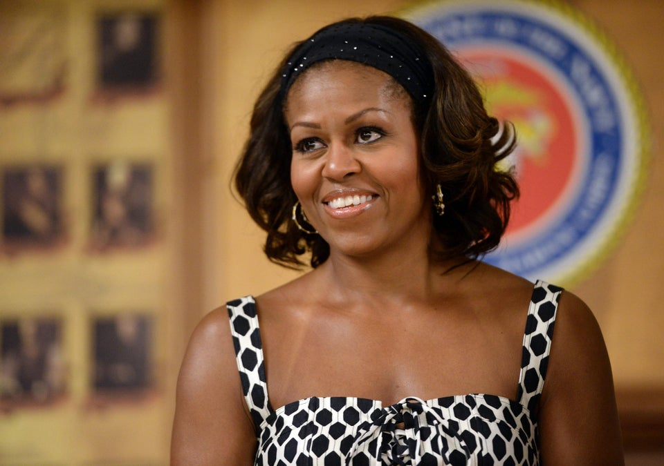 Coffee Talk: Michelle Obama to Make Cameo on 'Parks and Recreation'