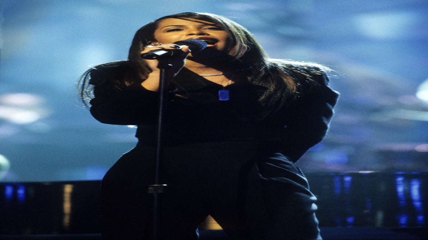 Aaliyah Biopic Will Include Details Of Relationship with R. Kelly