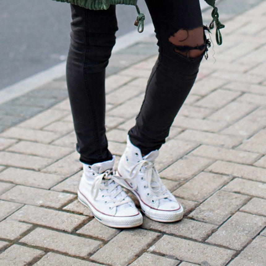 Accessories Street Style: Kickin' It