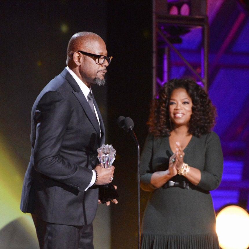Lupita Nyong'o and Forest Whitaker Win Big at 2014 Critics' Choice Awards