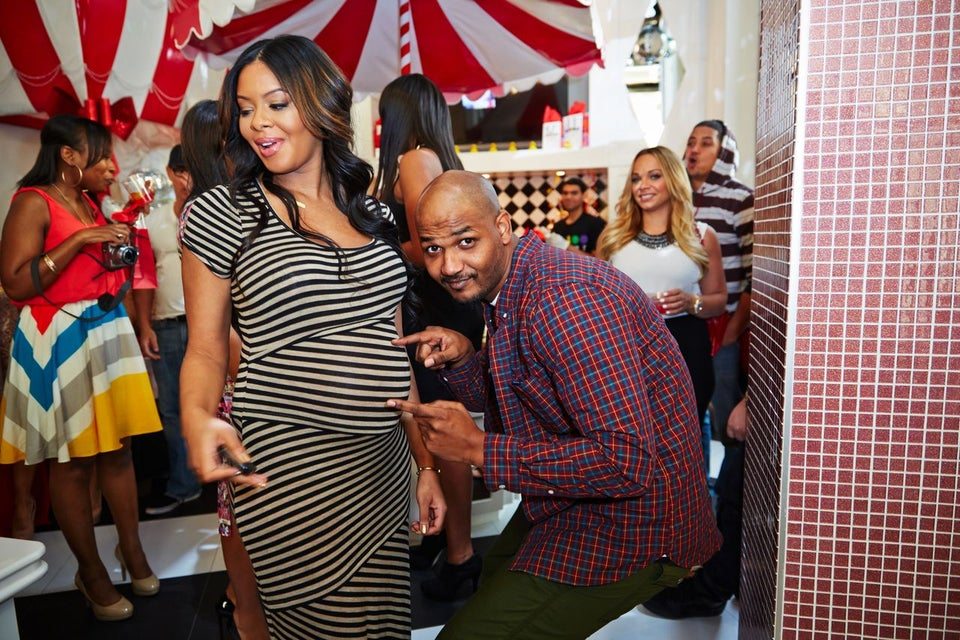 Vanessa Simmons and Mike Wayans Welcome a Daughter
